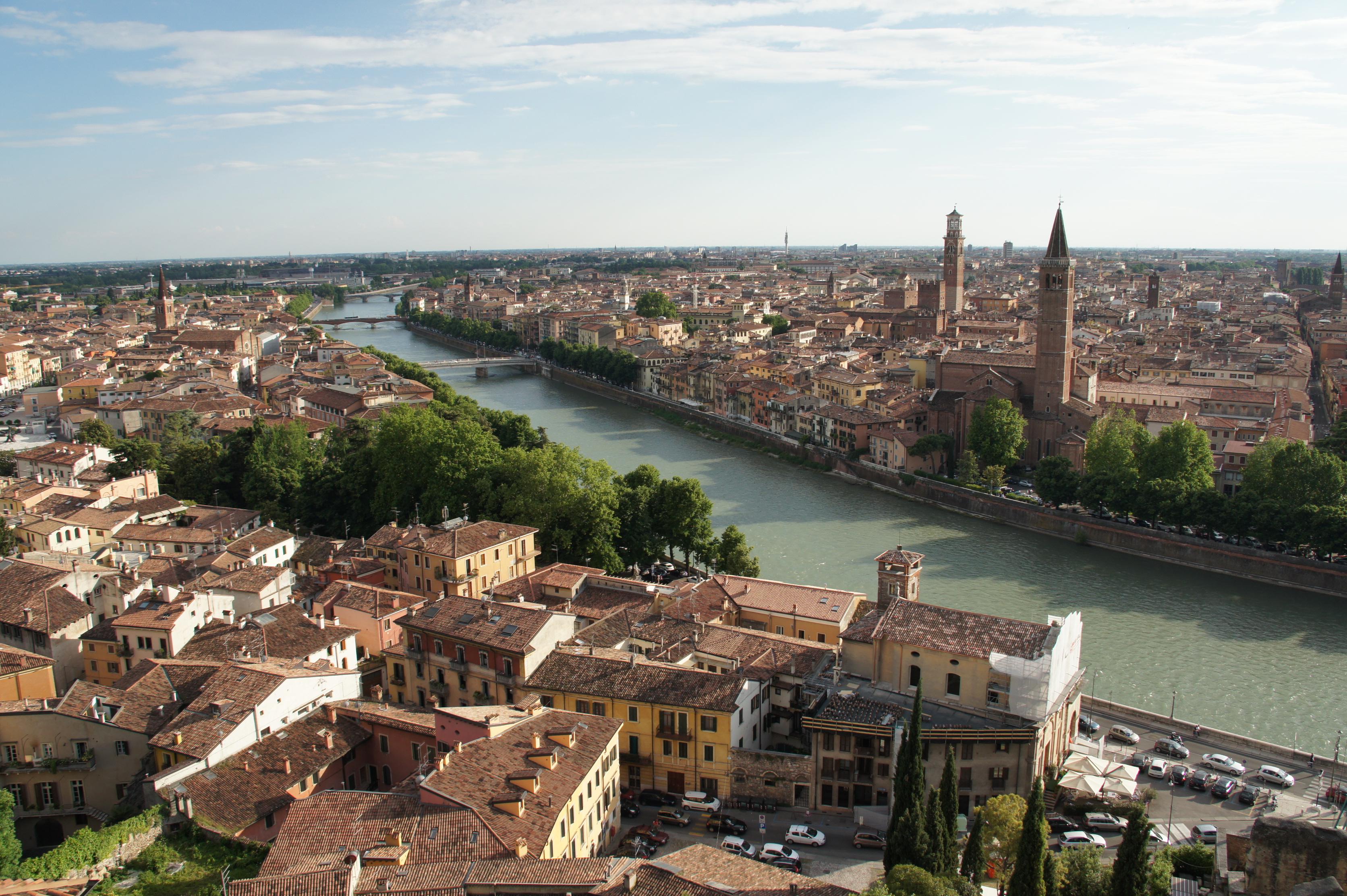 Views of Verona City of Verona - Italy Hector