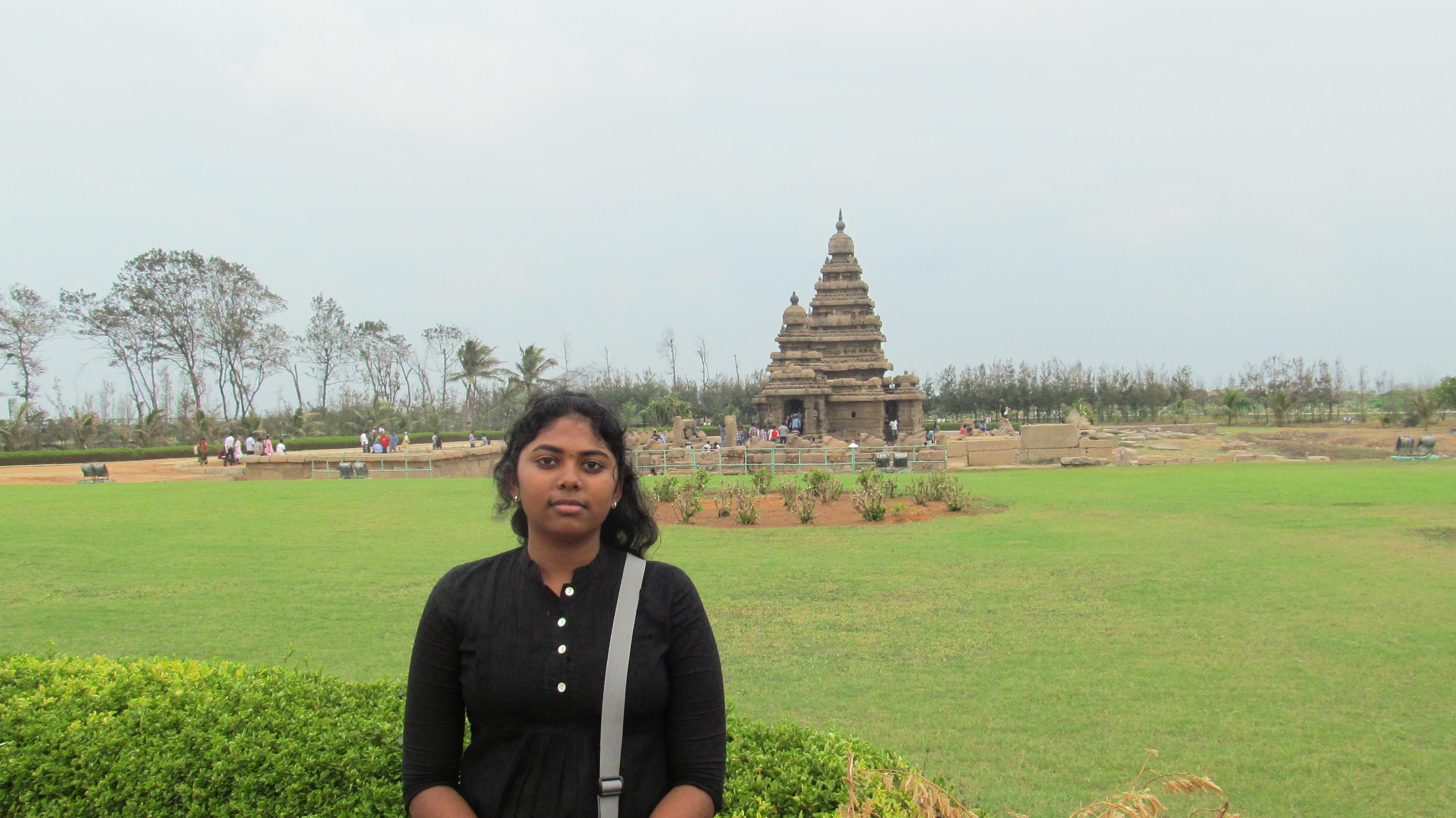 Temple at Mahabalipuram Group of Monuments at Mahabalipuram - India Nithka K