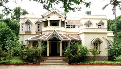 The Villa Pottipati Restores Into A Heritage Hotel Neemaran