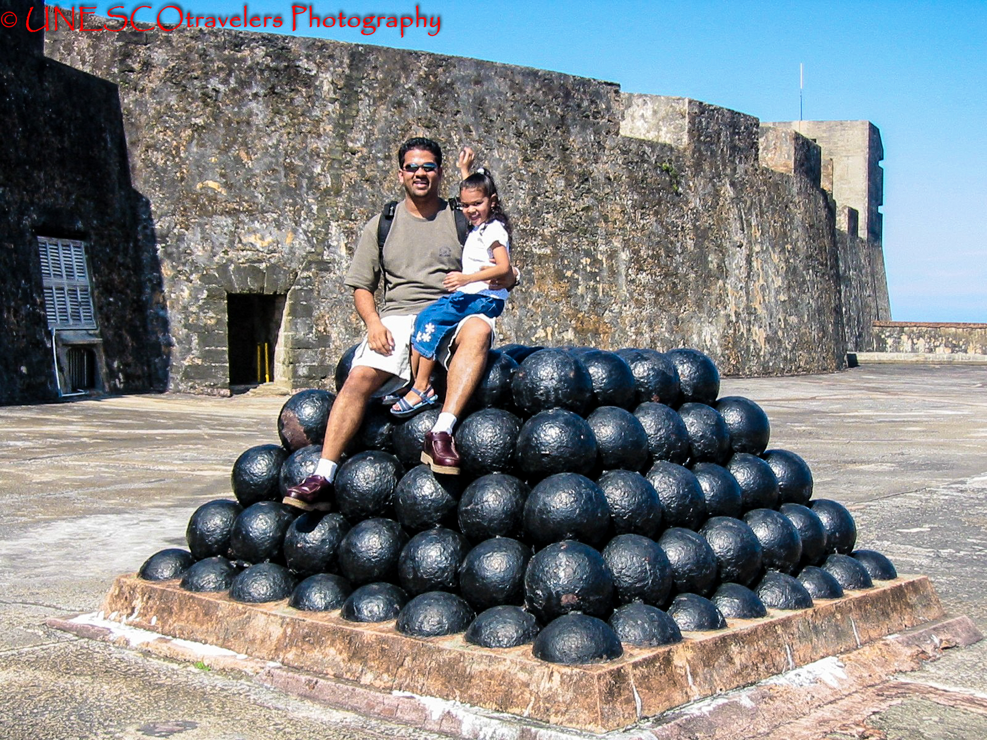 Battleground Forts La Fortaleza and San Juan National Historic Site in Puerto Rico - United States of America UNESCOtravelers