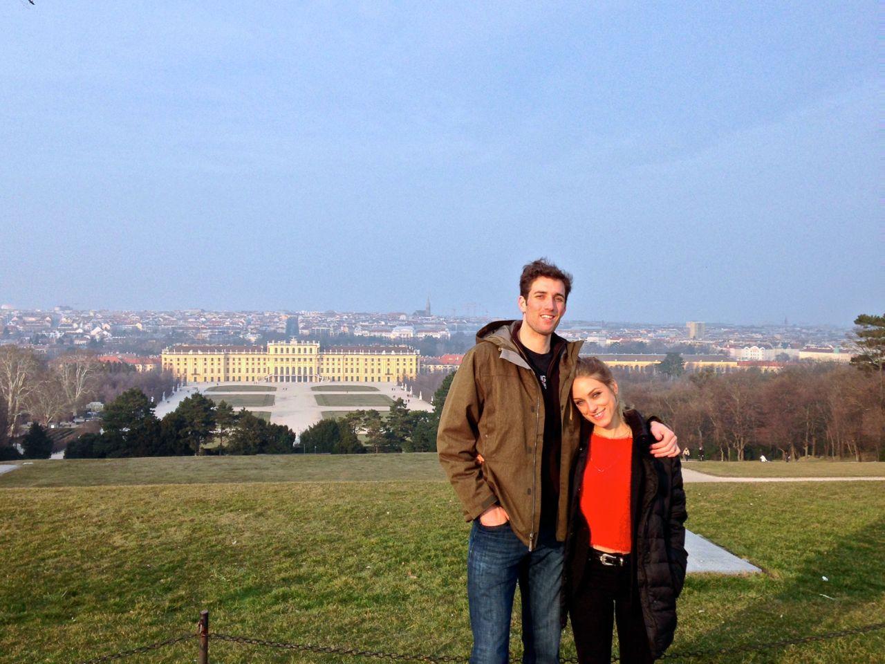 Schonbrunn-Palace Rachel Mahoney