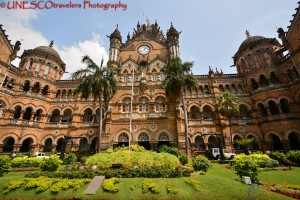 The Largest Rail Station in India