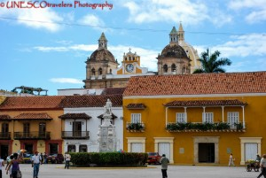 Forts of Cartagena, Colombia