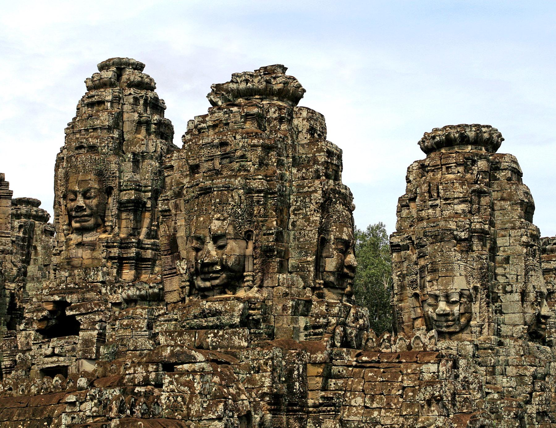 Angkor Wat - Cambodia By Rachel Mahoney