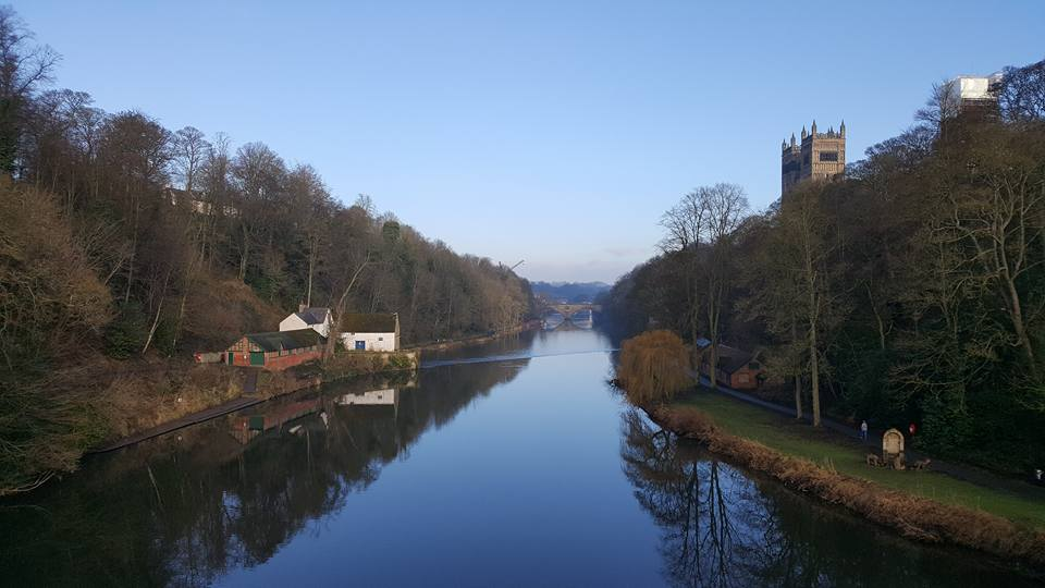 View from Prebends Bridge
