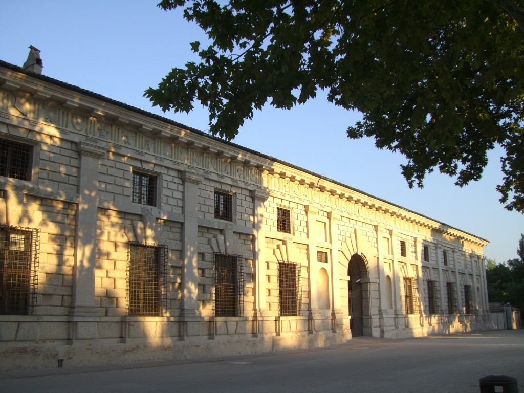 Te Palace - East Facade