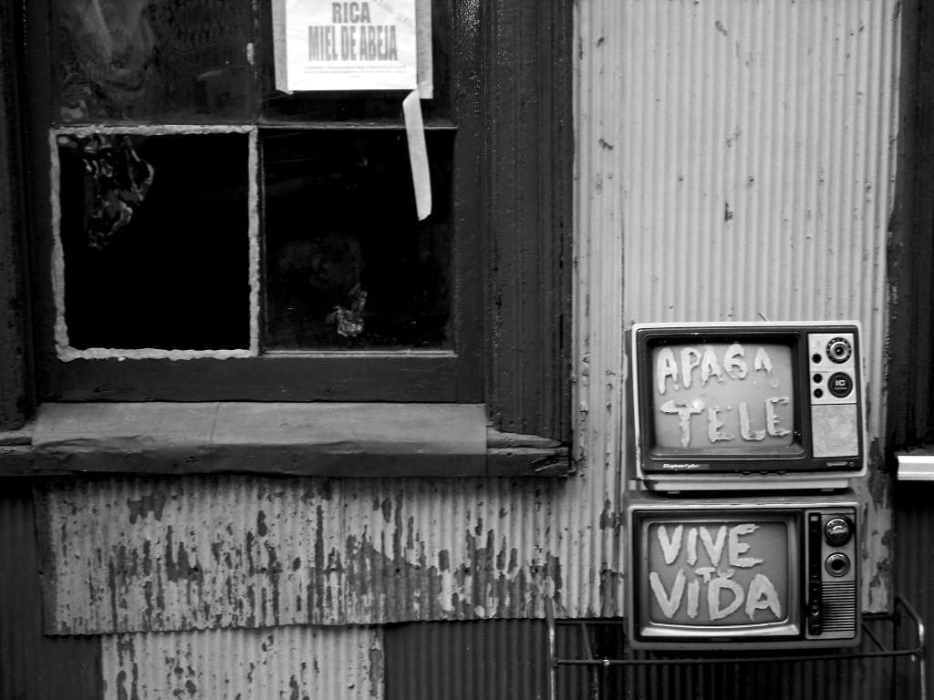 Apaga la tv Valparaíso
