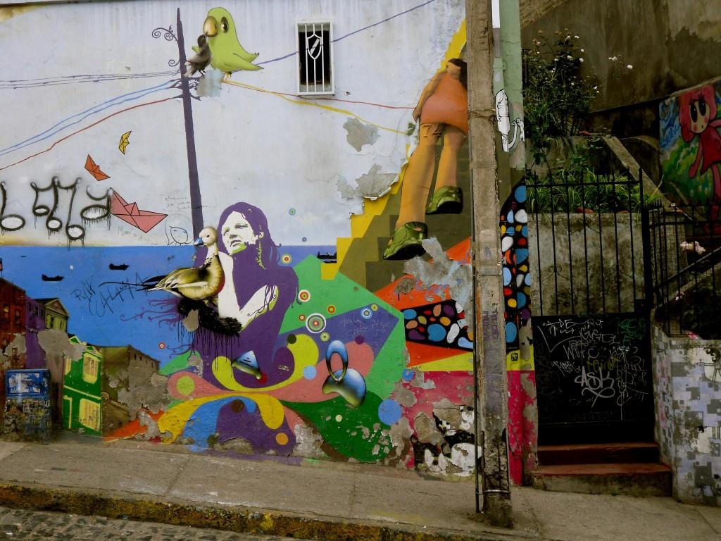 Valparaíso graf
