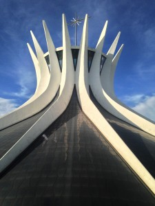 Brasilia: a multi-scale utopia.