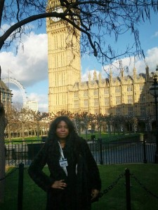 Noella's fun filled account of Westminster