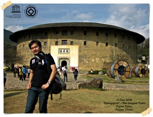 The largest Tulou
