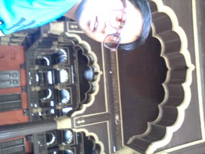 visit to tipu sultan palace