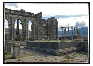 Archaeological Site of Volubilis