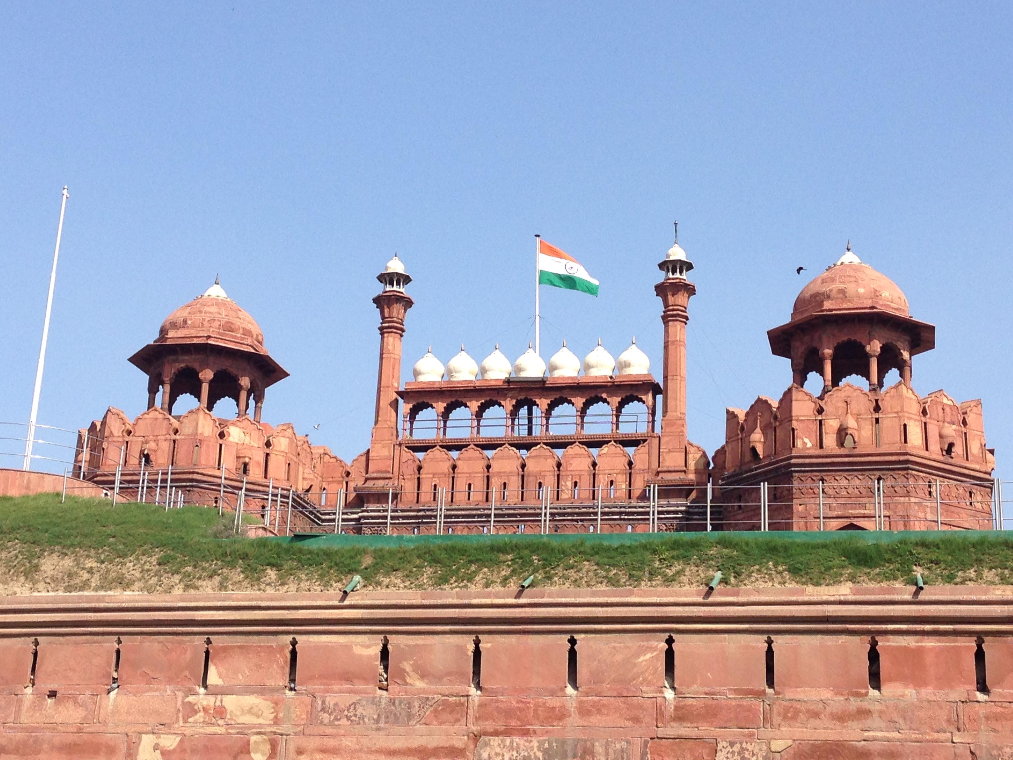 red fort delhi mandara