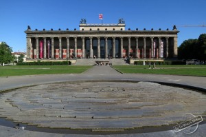 Altes Museum in Berlin, Germany
