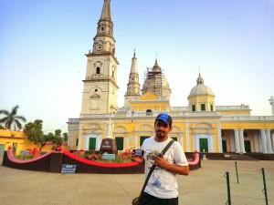 Basilica, lady of graces Shikhar singh