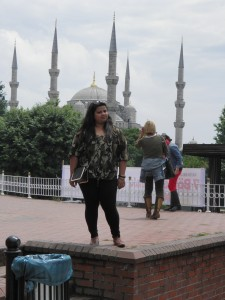Trip to Istanbul in June, 2014