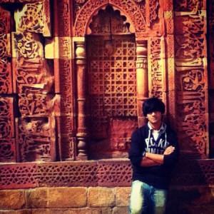 The Minar of The Badshahs!