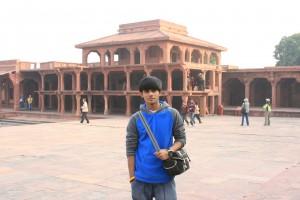Fatehpur Sikri!