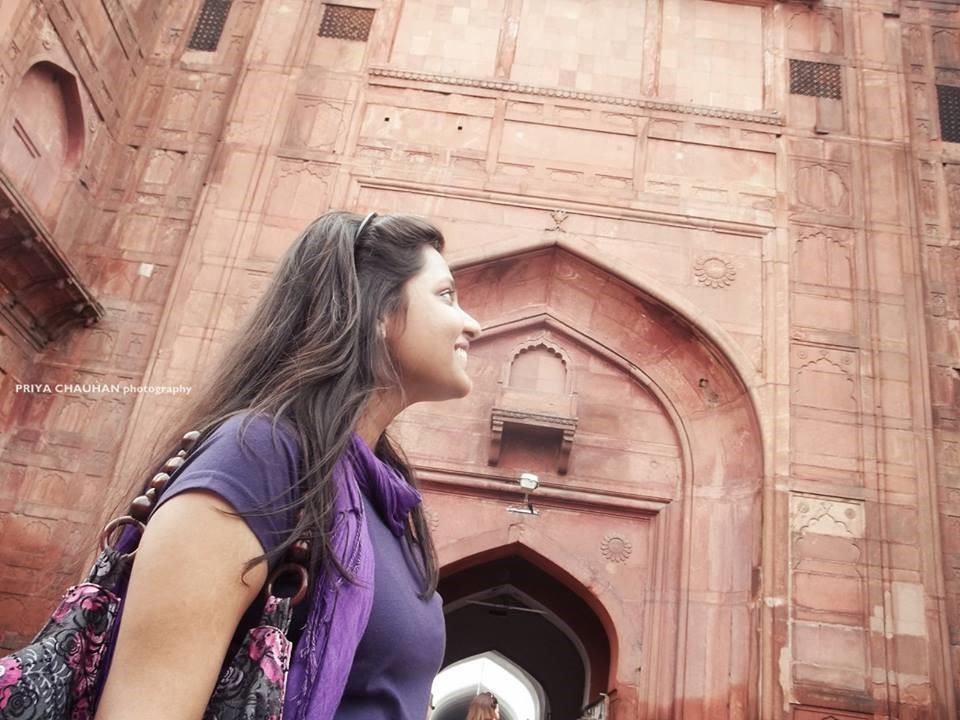 Red fort Shorya jain