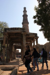 Qutb Minar -On a day trip from Home