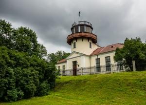 Old observatory Tartu University