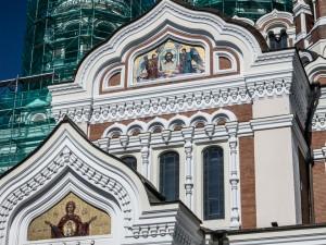 Nevsky Cathedral Talinn Estonia