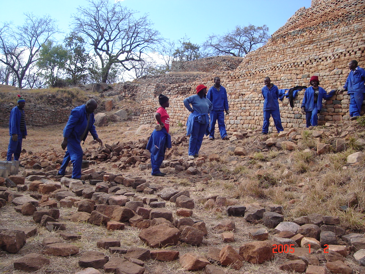 Proof for Khami Ruins National Monument