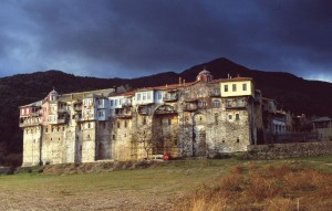 Iviron Monastery Mount Athos