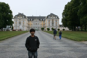 Schloss Augustusburg!