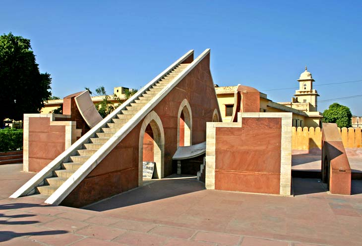 The Jantar Mantar, Jaipur