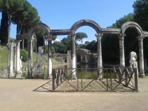 Canopus in Villa Adriana