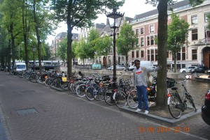 The World Heritage City of Amsterdam