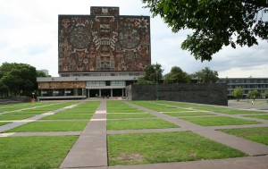 Central University City Campus of the <i>Universidad Nacional Autónoma de México</i> (UNAM)