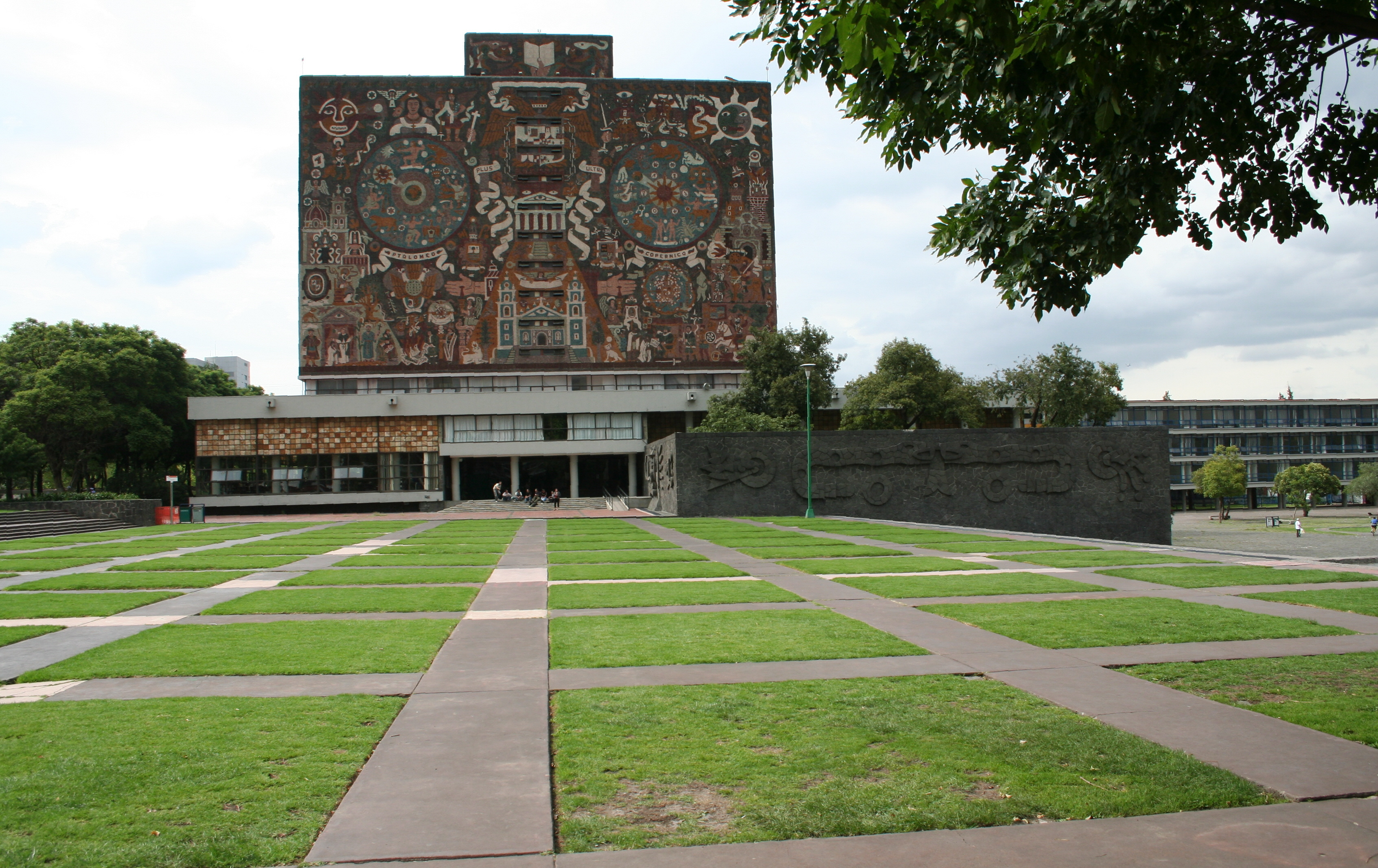 Central University City Campus of the <i>Universidad Nacional Autónoma de México</i> (UNAM)