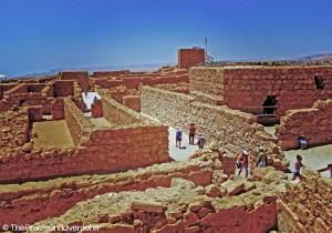 Masada – Fortress of Herod