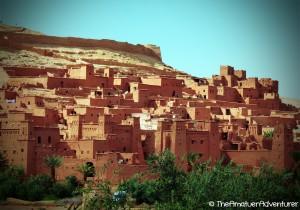Ksar of Ait-Ben-Haddou – Morocco