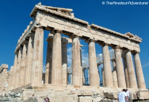 Acropolis, Athens – Greece