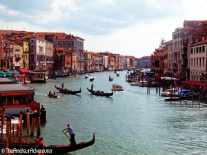 The Grand Canal – Venice