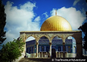 The Dome of the Rock – Jerusalem
