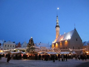 Christmas in Tallinn's Old Town