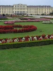 Palace and Garden of Schönbrunn