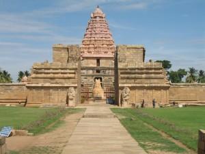 Brihadeshwara Temple,Thanjavur