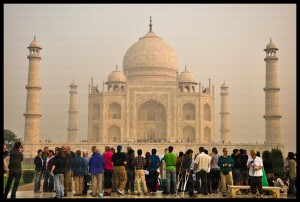 Taj Mahal: Monument of Love