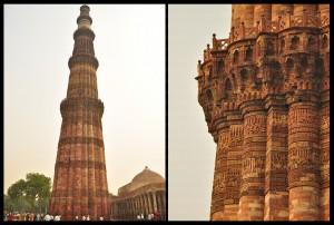 Proof for Qutb Minar and its Monuments, Delhi