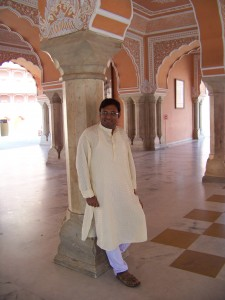 This is amber fort, rajasthan