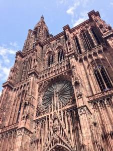 Sites in Strasbourg, France