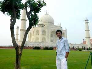 Proof for Taj Mahal