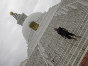 Shanti Stupa, Bodh Gaya