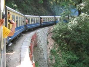 Ride on the Kalka-Shimla Toy Train